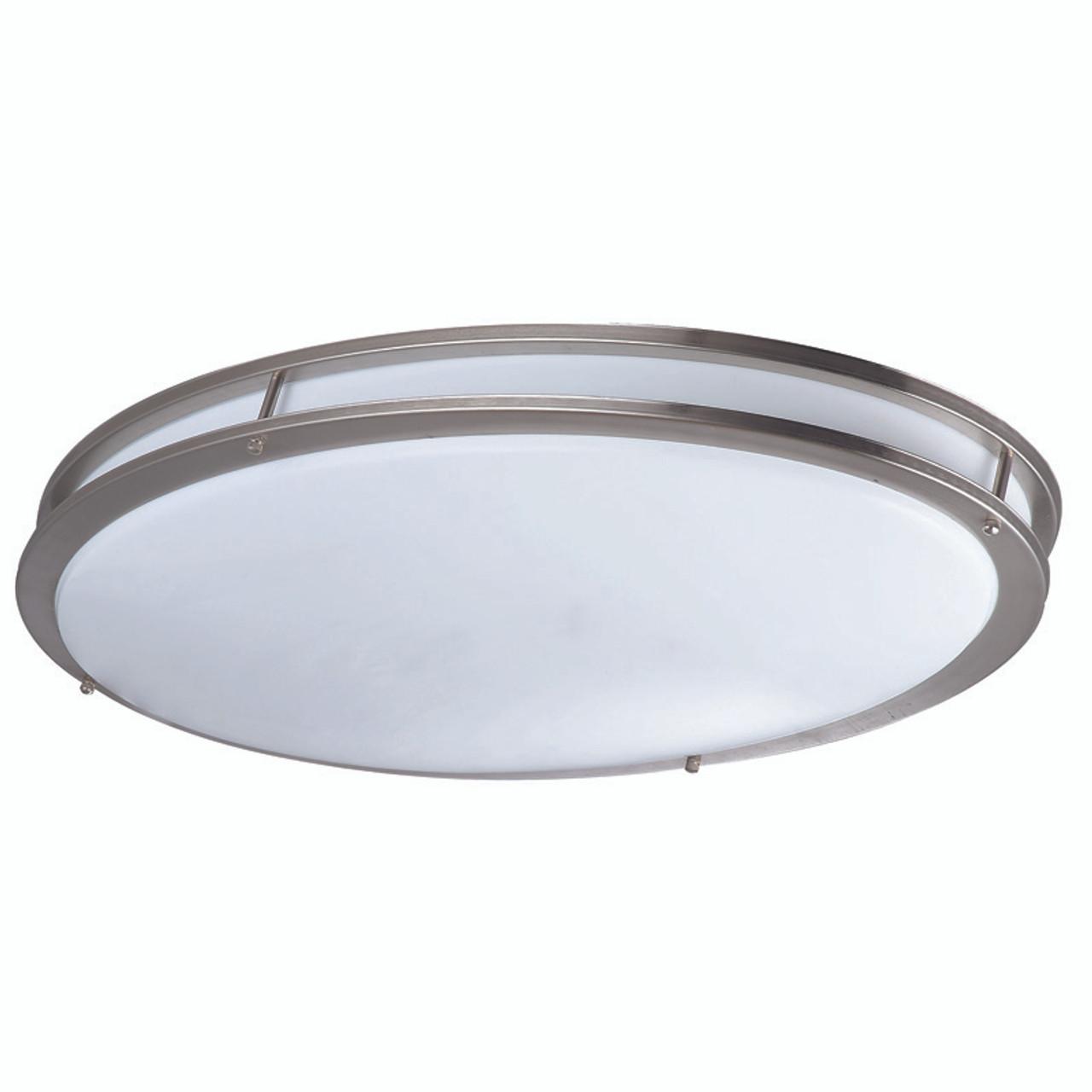 LED Ceiling Fixture   48W 4000K 4000 Lumen    DC032D-4000K   LightingAndSupplies.com