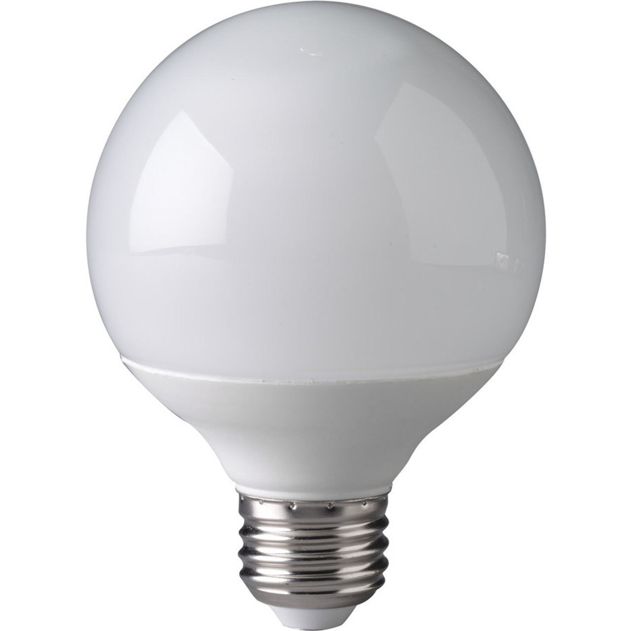 Globe Shaped Bulbs