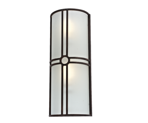16w Wall Sconce Fixture MDF075D-3000K (Energy Star)