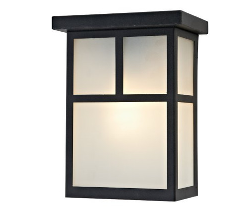 16w LED Wall Mounted OUTDOOR PORCH LIGHT 3-4311D-3000K