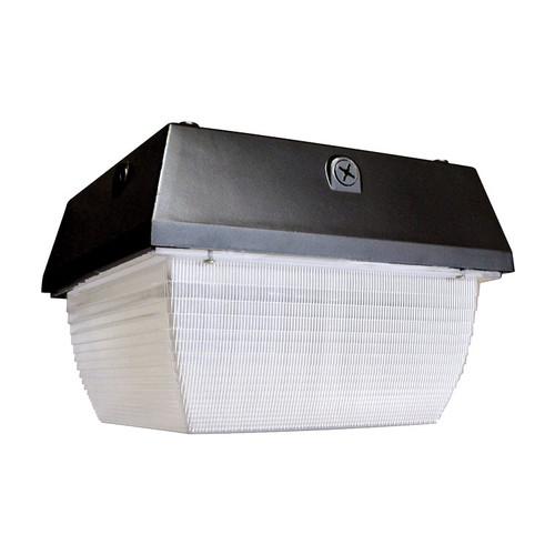 40w LED Canopy D536-LED 175w Equivalent 5120 Lumens Quickship (DLC) for 300 at Lightingandsupplies.com