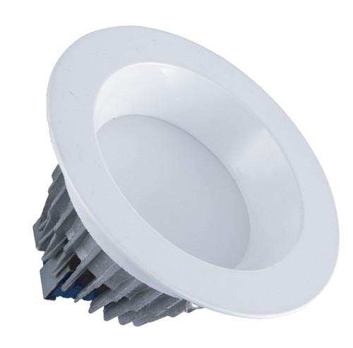 """11w LED 4"""" Trim Kit DLED-E-RET-4 50-100w Equivalent 880 Lumens Quickship (Energy Star) for 62.22 at Lightingandsupplies.com"""