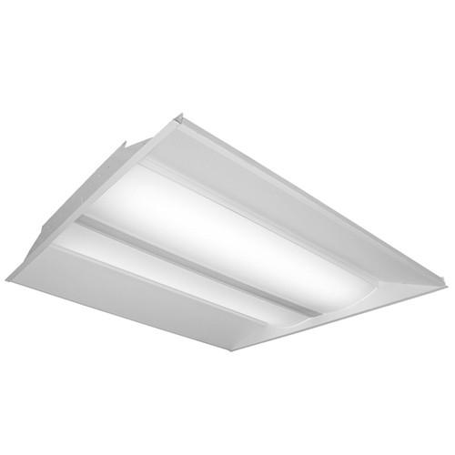 59w LED CLOUD 2x4 Troffer 100-150w Equivalent 5,629 Lumens (DLC) for 422.22 at Lightingandsupplies.com