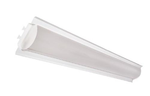 LED Linear Retrofit Kit, 8ft, 54 Watt, 7128 Lumen, 4000 Kelvin, Radial Lens, 0 10V Dimming, 120 277V Input, 82+ CRI, DLC, (7 years warranty, 70,000 hrs rated life) RXL 8H(54S) 840   Alphalite for 169.5 at Lightingandsupplies.com