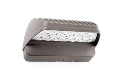 LED Wall Pack | Cutoff 37W 5000K | Alphalite | WPA-42B/50 | LightingAndSupplies.com