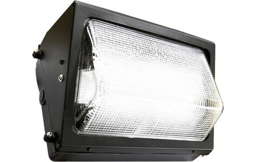 LED Wall Pack, 80 Watt, 9653 Lumen, 5000 Kelvin, High Performance, 120 277V Input, Convenient Installation, DLC, (5 years warranty, 50,000 hrs rated life) WPTA 80 850 | Alphalite