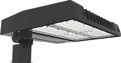 LED Area Light, 200 Watt, 5000 Kelvin, 24233 Lumen, High Performance, 120 277V Input, Convenient Installation, DLC (7 years warranty, 70,000 hrs rated life) ASB 200 850   Alphalite