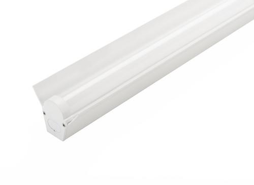 23W, Linkable End to End (max 8 fixtures) and Features Rocker Switch LED Shop Light, 4000K, 2600 Lumen 4' LED Shop Light Fixture,, 120v,, KT-SHLED23-48-840 | Keystone Tech for 39.9 at Lightingandsupplies.com