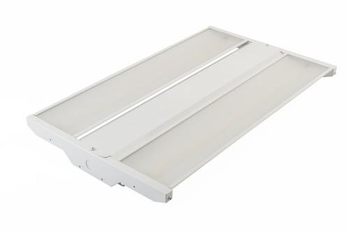 105W, 2' LED Highbay, 5000K, 13650 lumens, Frosted Lens, 120-277, 5000K, KT-HBLED105-2F-850-VDIM-P | Keystone Tech for 209.9 at Lightingandsupplies.com