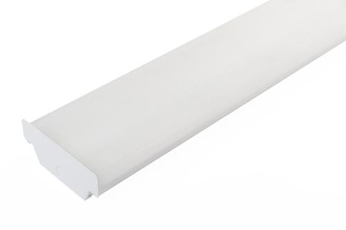 33W, LED Wrap Fixture, 3500K, 4450 lumens, 4' Standard Wrap Fixture, 120-277, DLC, KT-WLED33-4-835-VDIM-P | Keystone Tech for 113.9 at Lightingandsupplies.com