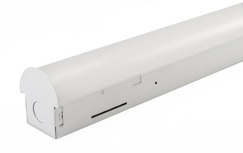 44W, LED Micro Strip Fixtures (Integrated LED), 5000K, 5760 lumen, 4' Micro Strip, 120-277, DLC, KT-MSLED44-4-850-VDIM-P   Keystone Tech for 89.9 at Lightingandsupplies.com
