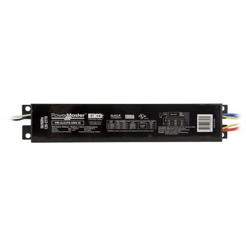 EiKO PM-4X32T8-UNV-IS Instant Start Fluorescent Lamp Ballast 4X17W 25W 32W 120-277Vac, PM-4X32T8-UNV-IS or EiKO
