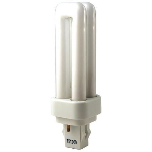 EiKO QT13/27 13W Quad-Tube 2700K Gx23-2 Base Fluorescent, QT13/27 or EiKO