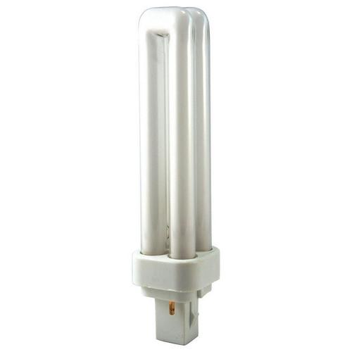 EiKO QT18/41 4100K 18W Quad-Tube 4100K G24D2 Base Fluorescent, QT18/41 or EiKO