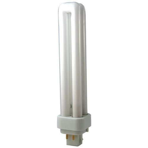 EiKO QT26/50-4P 26W Quad-Tube 5000K G24Q3 4 Pin Base Fluorescent, QT26/50-4P or EiKO