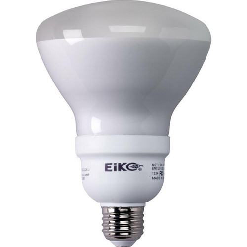 EiKO SP15/R30/27K 15W 120V 2700K R30 Shaped, SP15/R30/27K or EiKO