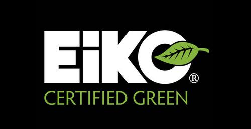 EiKO DTD-95/C0/850-DIM-GY-U Dusk To Dawn, 9500Lm, 120Lpw, 70CRI, 5000K, 80W, Gray, 120-277V With Twistlock Photocell, DTD-95/C0/850-DIM-GY-U or EiKO