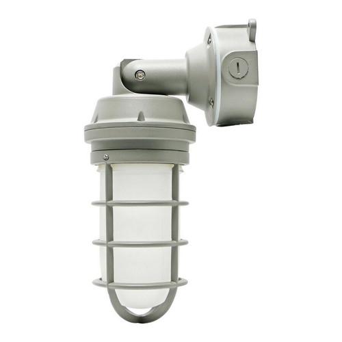 EiKO VTU-20/20W/830-U-GY Vapor Tight Utility Light 2000Lm 20W 80CRI 3000K 120-277V Gray Ip65, VTU-20/20W/830-U-GY or EiKO