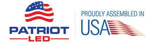 Patriot LED PT-T8ILT4-15W-FL-5000K 15W ALPHA T8 LED Low Flicker 4 ft, 5000K, 1800 lm, AC100-277V, greater80 CRI, Internal Driver, PT-T8ILT4-15W-FL or Patriot LED