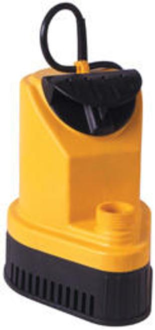 Hydrofarm MONDIPUMP Mondi 1585X Gold Series Utility and Sump Pump, 1/2 HP, 1585 GPH MONDIPUMP or Mondi