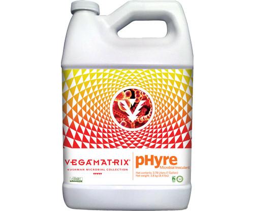 Hydrofarm VX90020 Vegamatrix pHyre Microbial, 1 gal VX90020 or Vegamatrix