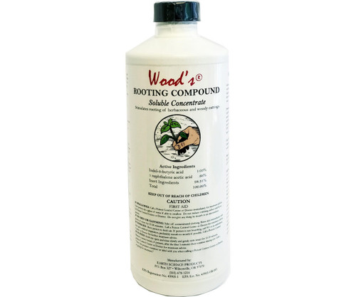 Hydrofarm WD00030 Woods Rooting Compound, 1 pt WD00030 or Woods