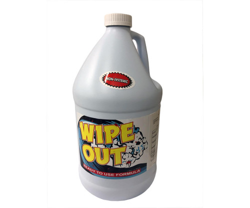 Hydrofarm WO2010 Wipe Out, 1 gal WO2010 or Wipe Out
