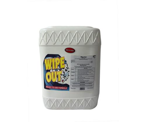 Hydrofarm WO2050 Wipe Out, 5 gal WO2050 or Wipe Out