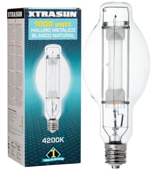 Hydrofarm XTB2000 Xtrasun Metal Halide MH Lamp, 1000W, 4200K XTB2000 or Xtrasun