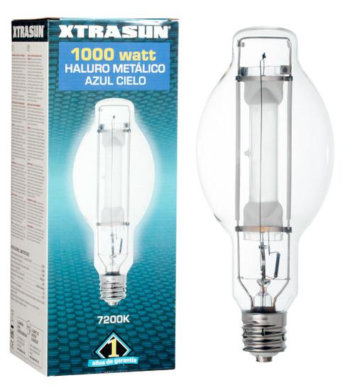 Hydrofarm XTB2001 Xtrasun Metal Halide MH Lamp, 1000W, 7200K XTB2001 or Xtrasun