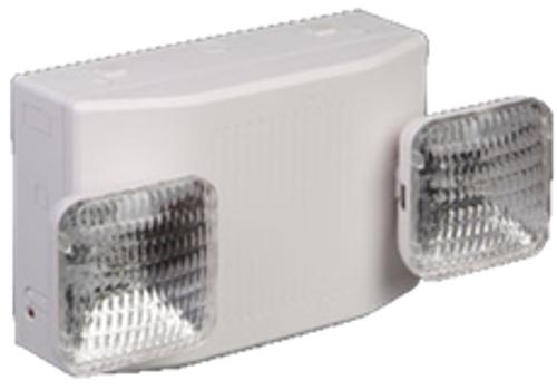 Big Beam Emergency Lighting 2RC6S20-LED Plastic Commercial Grade Emergency Lighting 2RC6S20-LED LED - 6V High Capacity Emergency Light or 2RC6S20-LED or BIGBEAM