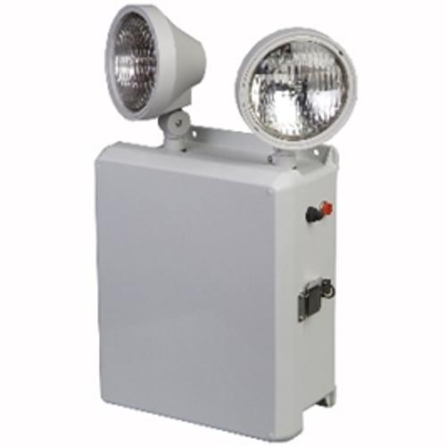 Big Beam Emergency Lighting 2SE6S8 NEMA EMERGENCY LIGHTS 2SE6S8 8W INCANDESCENT HEADS, NEMA, 6V, 18W CAPACITY or 2SE6S8 or BIGBEAM