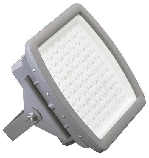 Westgate EXPF-100W-60K LED EXPLOSION-PROOF FLOOD LIGHTS Die-cast aluminum with powder coat finish 100,000 hour Hazardous Location CLASS 1, DIV 3 or EXPF-100W-60K or Options Available or Westgate
