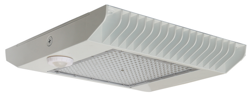Westgate GSS-120W-50K LED gas station/canopy LIGHTS Aluminum alloy, outdoor powder coated 70,000 hours or GSS-120W-50K or Options Available Battery Backup, Photocell, Motion Sensor or Westgate