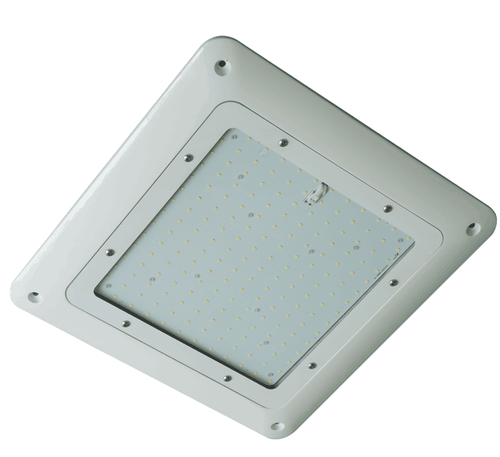 Westgate GS-CANOPY-120W-50K LED gas station/canopy LIGHTS 70,000 hours or GS-CANOPY-120W-50K or Options Available Battery Backup or Westgate