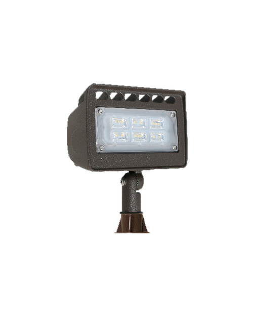 Westgate LF4-12V-6W-50K 12V INTEGRATED LED WALL WASH LIGHTS ADC 12 Cast Aluminum with Powder Coat 70,000 hours or LF4-12V-6W-50K or Options Available or Westgate