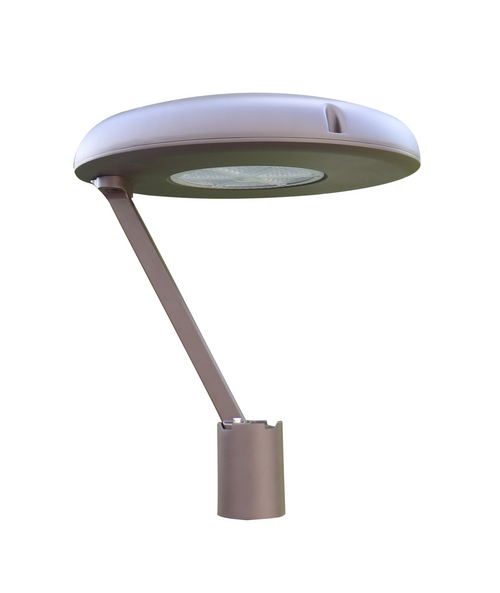 Westgate LGP-100W-40K LED GARDEN/SIDE WALK lights Aluminum housing, outdoor powder coated 70,000 hours or LGP-100W-40K or Options Available Battery Backup, Photocell, Fixture Color, Motion Sensor or Westgate