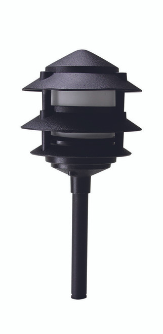 Westgate AA-146-BR 12V LED PAGODA LIGHTS Die-cast Aluminum or AA-146-BR or Options Available or Westgate