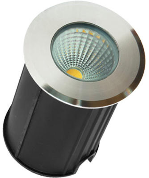 Westgate IGL-3W-40K IN GROUND LIGHT Stainless Steel Cover, Aluminum Housing, PVC Sleeve or IGL-3W-40K or Options Available or Westgate