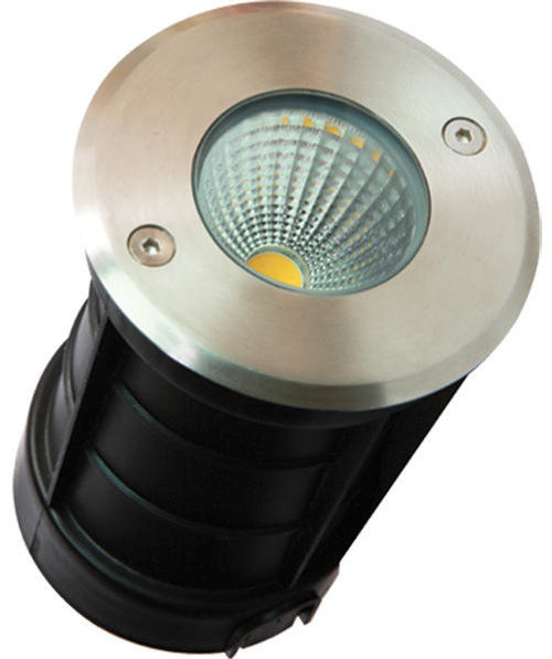 Westgate IGL-7W-40K IN GROUND LIGHT Stainless Steel Cover, Aluminum Housing, PVC Sleeve or IGL-7W-40K or Options Available or Westgate