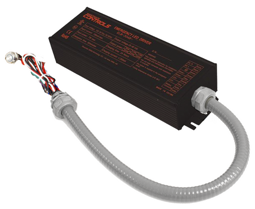 Westgate ELB-20150-IP65 INTEGRATED WET LOCATION 50-150VDC 30W Li-Ion EMERGENCY LED BACKUP FOR FIXTURES WITH EXTERNAL DRIVER, UL, CEC or ELB-20150-IP65 or Options Available or Westgate
