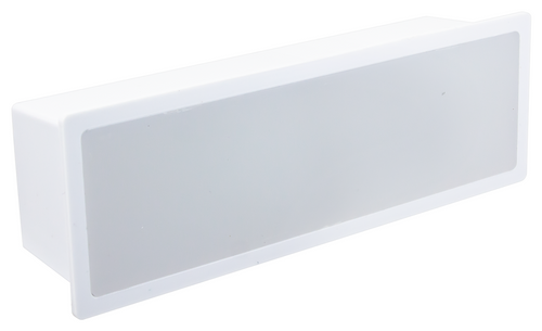 American Lighting BB2-LED-WW BB2 LED WW LED Module, 120 277V AC, 60Hz, 3000K, 3W, 70 CRI, non dimmable, cULus Listed; Wet locations, 7 1 16W x 2 3 16H x 2 3 8D, Recessed mount 7 1 4