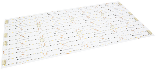 American Lighting CNVS-RGBW-12x24 CNVS RGBW 12x24 12 x 24 IP54 LED Sheet, RGBW or 714176022239 or Ideal for backlighting semi translucent materials, Available in 12H x 24 W sheet size, 2 sheets per packageor American Lighting