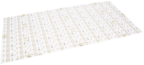 American Lighting CNVS-TW-12x24 CNVS TW 12x24 12 x 24 IP54 LED Sheet, 2700K 6000K Tunable CCT or 714176022222 or Ideal for backlighting semi translucent materials, Available in 12H x 24 W sheet size, 2 sheets per packageor American Lighting
