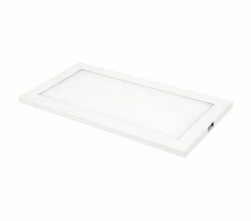 American Lighting EDGE-WW-8-WH EDGE WW 8 WH 8 7W 340Lm White or 714176013893 or 3000K color temperature and 90 CRI, Edge lit design and diffuse lens eliminate dotting and evenly distribute light, Dimmable with most CL and ELV dimmersor American Lighting