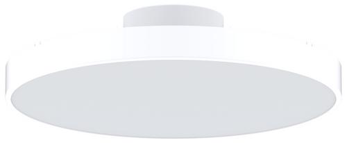 American Lighting NV7-0/10V-30-WH NV7 0 10V 30 WH 7 New Ceiling light 120V 277V with 0 10V Dimming w 7inch Trim for Ceiling Light or 714176022390 or Excellent color rendering 92 CRI, Modern surface mount design, Battery back up accessory available for 7or American Lighting