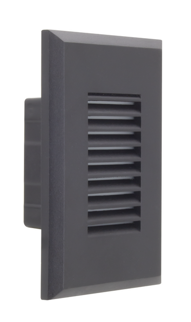 American Lighting SGL4-120-30-HL SGL4 120 30 HL 120V AC 2W 3000K LED Step Light or 714176020990 or Available in multiple trim styles featuring dedicated faceplates in white and black finishes, Vertical and Horizontal install options, or American Lighting