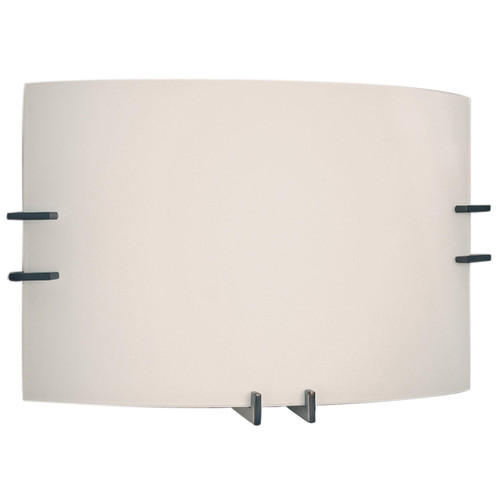 Wave Lighting 173FM-L22-BN CASCADE - WHITE W/FROST LENS LEDor Wave Lighting or 173FM-L22-BN