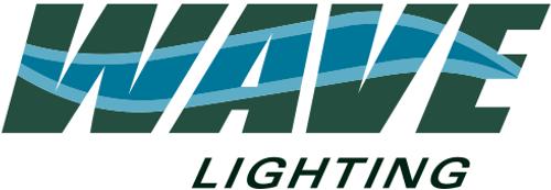 Wave Lighting 183FM-217T8-WD-LED 2 SQ VANITY LIGHT - 2 X 3000K LED DLC LAMPSor Wave Lighting or 183FM-217T8-WD-LED