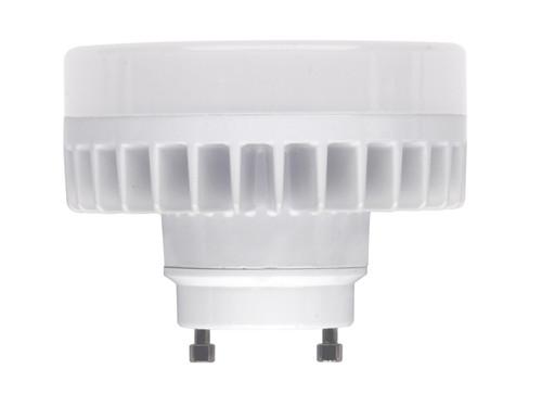 Enclosed Rated 10W LED Puck Lamp Gu24 Dim 2700K Ja8 E10PUCGUD927/JA8 by Maxlite